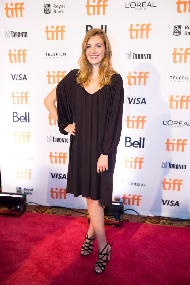 Montreal S Sophie Nelisse A Rising Star At Tiff Entertainment Amp Showbiz From Ctv News