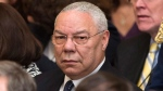 In this May 31, 2012 file photo, former Secretary of State Colin Powell is seen in the East Room of the White House in Washington. (Pablo Martinez Monsivais, File/AP Photo)