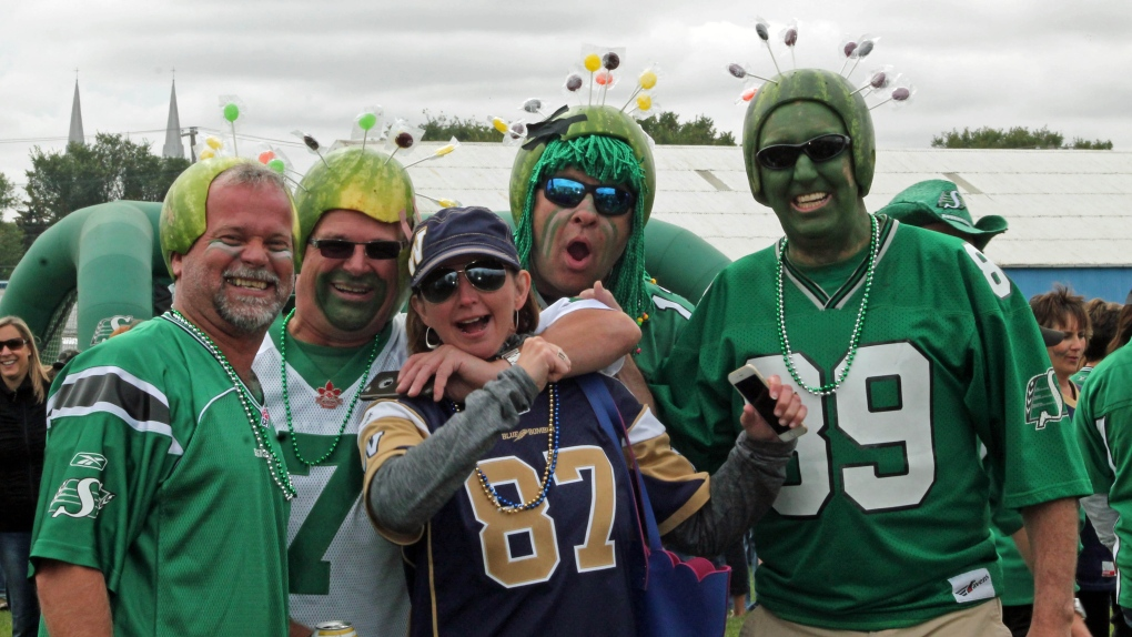 Roughriders announce game day themes, concert series for 2019 CFL season