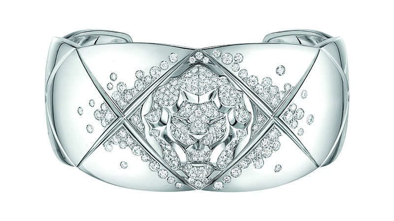 Chanel adds to 'Coco Crush' range with diamond-paved rings