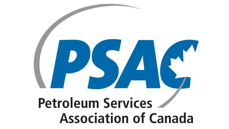 The logo of Petroleum Services Association of Canada. (THE CANADIAN PRESS)