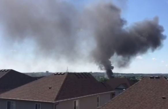 Explosion in Guelph