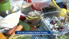 CTV Ottawa: Back to school lunches