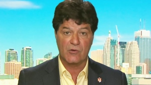 Unifor President Jerry Dias explains why the union picked GM as a potential strike target in contract talks.