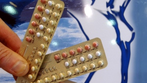 A report has linked oral contraceptive use with fewer deaths from ovarian cancer. (MYCHELE DANIAU/AFP)