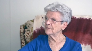 Joan Burnett has been in separate long-term care homes for more than six months.