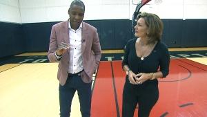 CTV National News: Masai Ujiri's journey