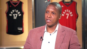 Extended: One-on-one with Masai Ujiri, part one