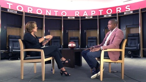 Extended: One-on-one with Masai Ujiri, part two