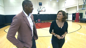 Extended: One-on-one with Masai Ujiri, part three