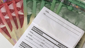 One in four Canadians surveyed said they wouldn't be able to afford $2,000 for an emergency in the next month.
