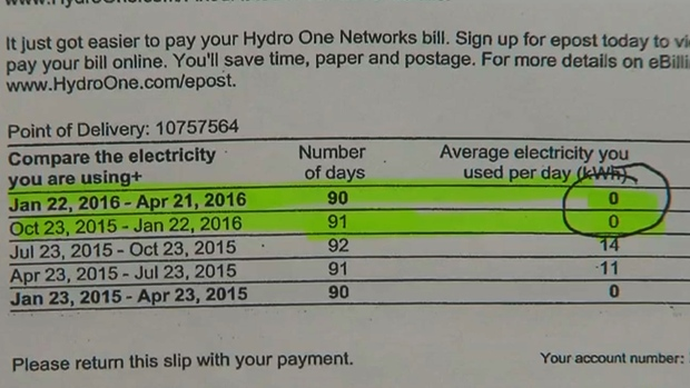 Great U0027I Felt Terribleu0027: Ont. Man Loses Court Battle With Hydro One Over Electricity  Charges   CTV News
