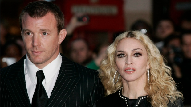 Madonna, Ritchie resolve son's custody case