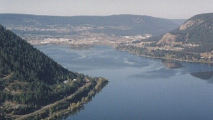 Williams Lake is located between Kamloops and Prince George in the B.C. interior. May 5, 2010. (WilliamsLake.ca)