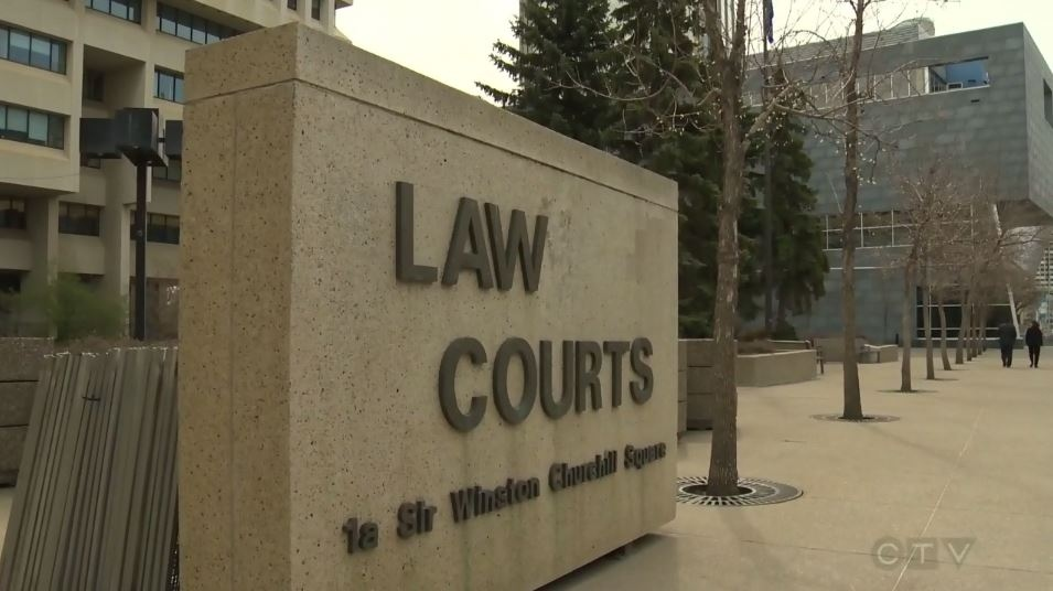 Edmonton Law Court
