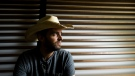 Canadian country music singer Dean Brody poses for a photograph in Toronto on Thursday, August 4, 2016. (Nathan Denette / THE CANADIAN PRESS)