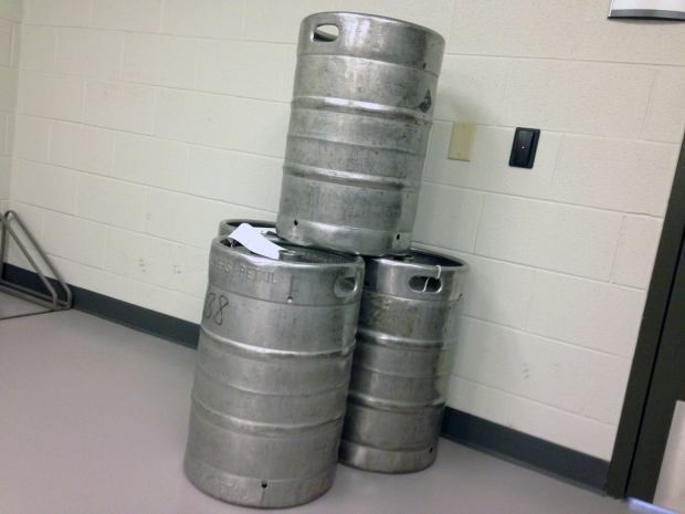 Police Break Up Waterloo Keg Party 4 Students Charged