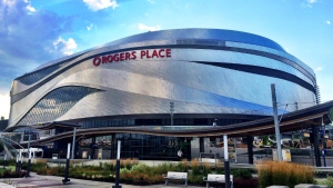 Rogers Place - exterior