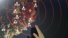 North Korea tests nuclear warhead