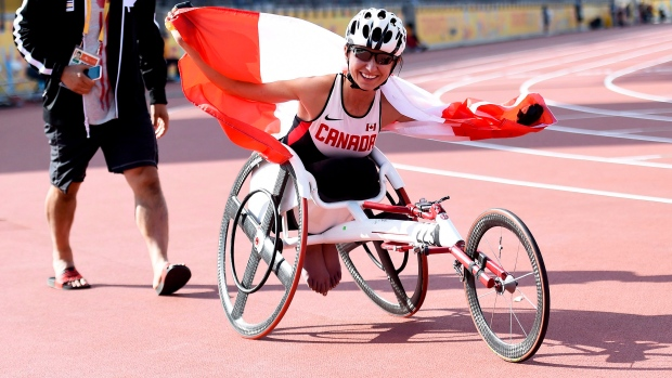 Does a Paralympics gold medal shine less brighter than an Olympics gold?