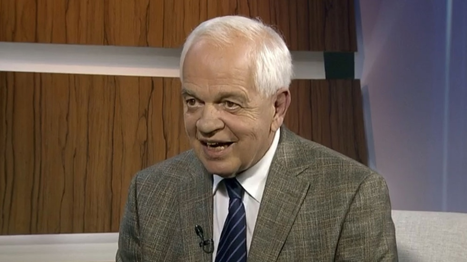 Immigration Minister John McCallum speaks to CTV's Question Period