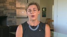 Conservative Party candidate Kellie Leitch