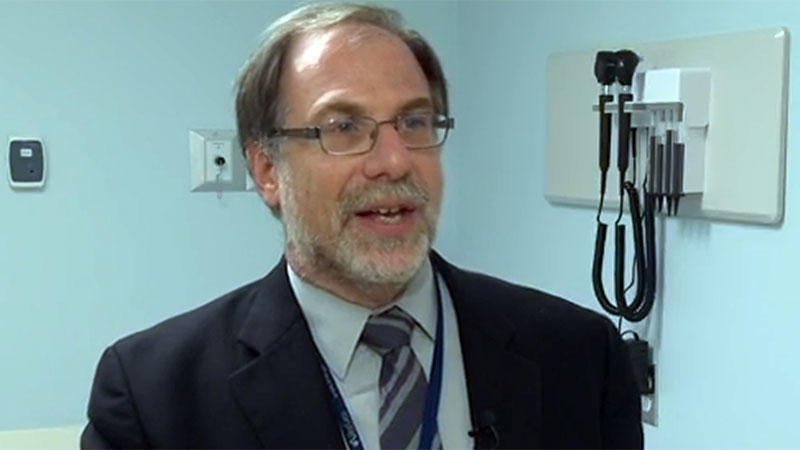 Pediatrician and MUHC allergy specialist Dr. Bruce Mazer speaks to CTV Montreal.