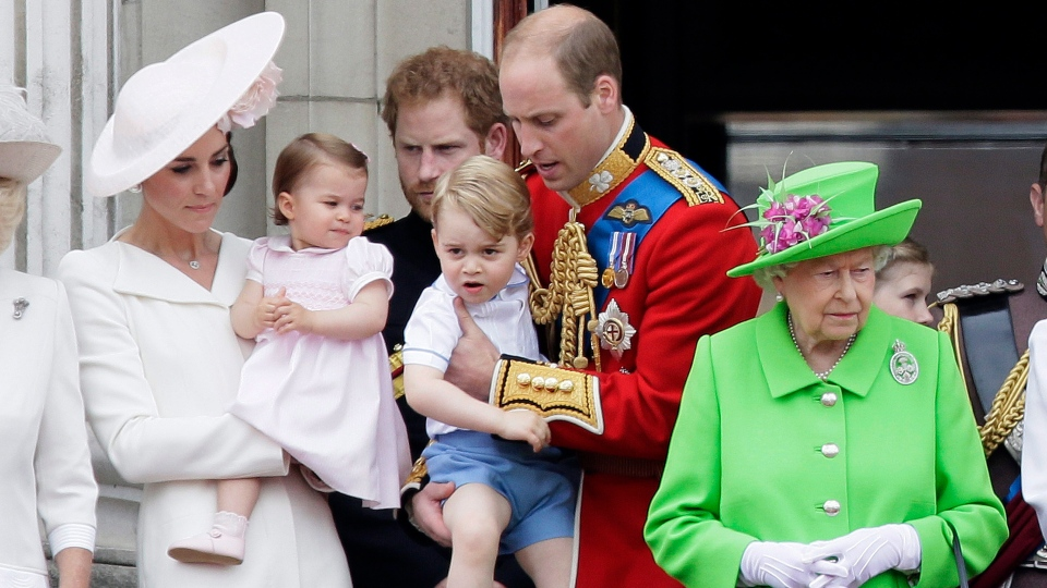 Royal Family Visit To Victoria Steeped In History And