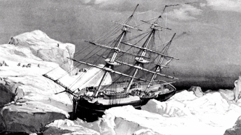 CTV News Channel: HMS Terror found