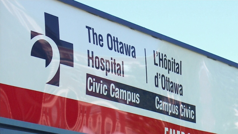 Ottawa Hospital - Civic Campus (File Photo/CTV Ottawa)