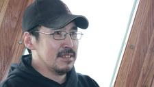 Sammy Kogvik, an Inuk and Canadian Ranger