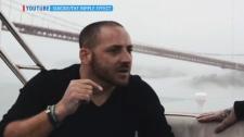 Suicide survivor talks