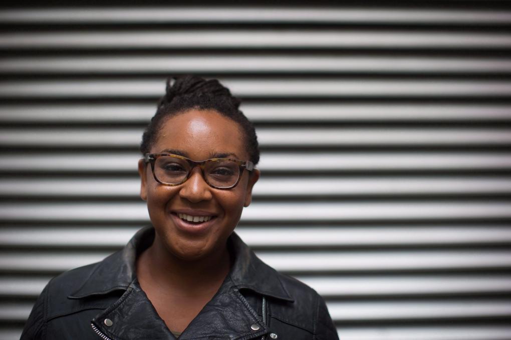 Screenwriter Stella Meghie