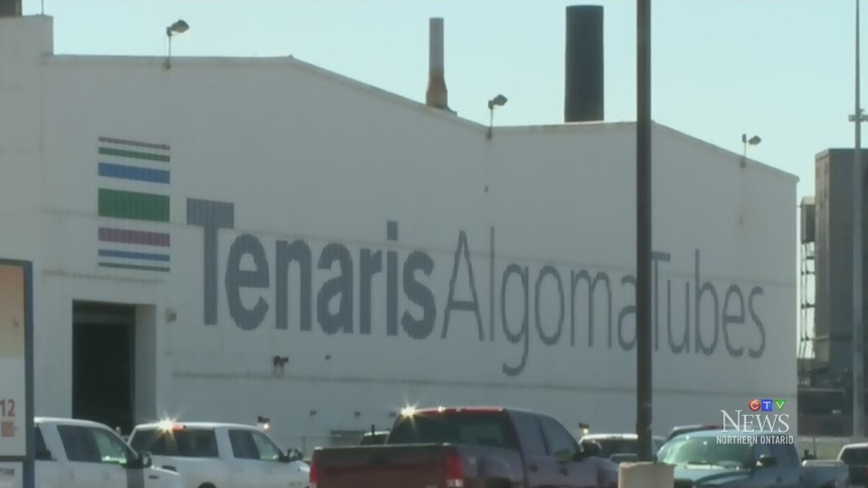 CTV Northern Ontario: Tenaris recalls employees
