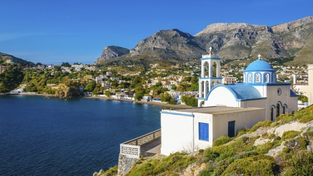 Church on the Greek island of Crete