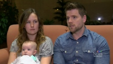 Manitoba couple told to buy NHL ticket for infant