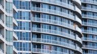 Condo buildings in Toronto, Ont., on Nov. 21, 2015. (THE CANADIAN PRESS/Lars Hagberg)