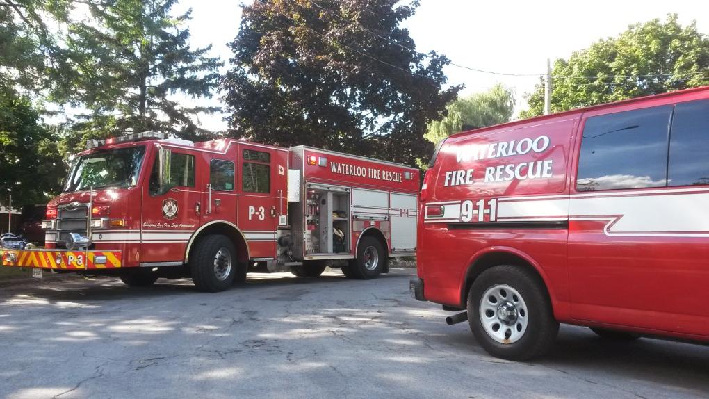 Waterloo Fire Rescue
