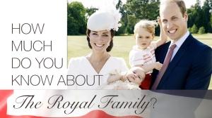 Royals quiz