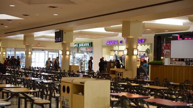 Grande Prairie mall shooting