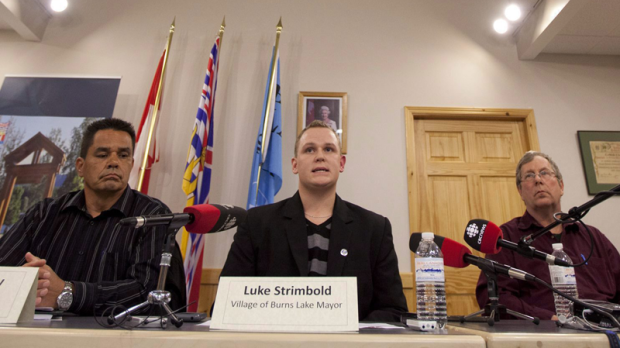 Once BC's youngest mayor, Luke Strimbold charged with sex crimes