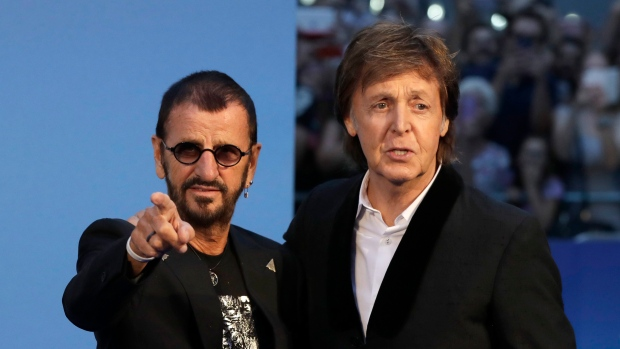 Paul McCartney and Ringo Starr Haven't Seen the New Beatles Documentary