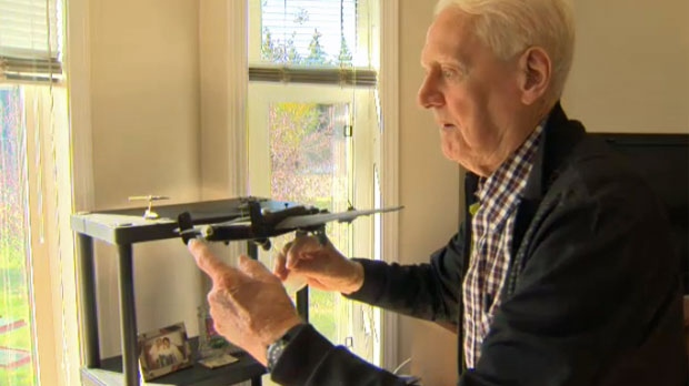 Hank Jackson - tail gunner