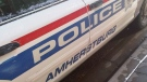 Amherstburg Police are investigating a serious motorcycle crash that left a woman critically injured on Friday, September 16th, 2016.
