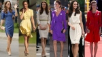 <b>The Duchess of Cambridge was both chic and comfortable during her royal tour of Canada back in 2011. She paid tribute to Canadian designers, she recycled outfits, and stunned in standout pieces. Here's a look back at her outfits in anticipation of her next Canadian tour, this time with two children in tow.</b>