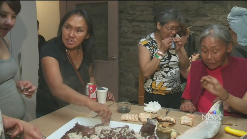 Women gather weekly at Chez Doris to share recipes