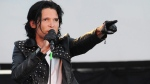 Corey Feldman performs in Los Angeles, on May 25, 2013. (Katy Winn / Invision / AP)
