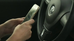 CTV Montreal: Texting and driving down