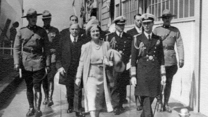 Brief history of the Royal Family in B.C.
