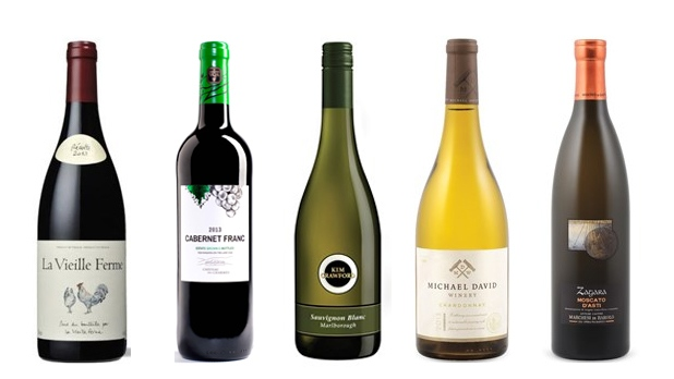 Natalie MacLean's Wines of the Week for Sept. 19,